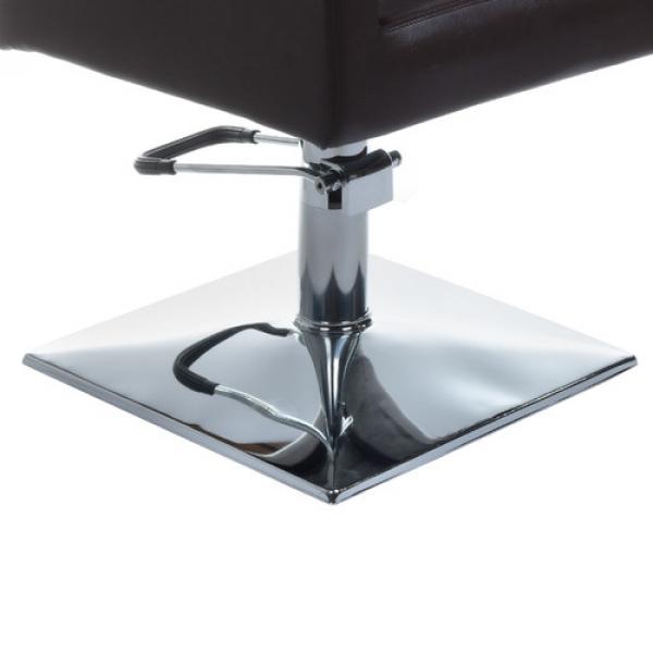 Fotel Fryzjerski MILO BH-6333 Brązowy #5