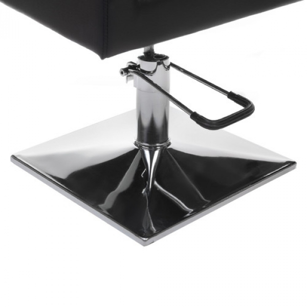Fotel fryzjerski MILO BH-6333 czarny #5