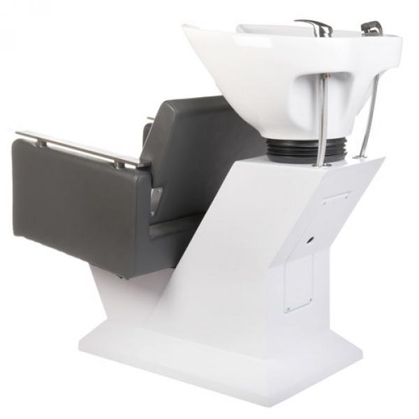 Myjnia fryzjerska MILO BH-8025 szara #3