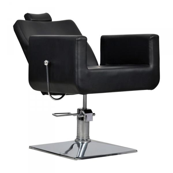 Fotel Fryzjerski Bell Bis Czarny #2