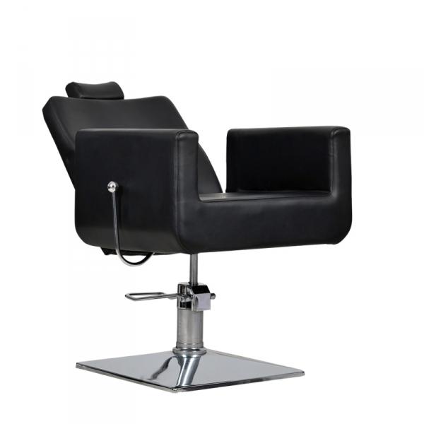Fotel Fryzjerski Bell Bis Czarny #3