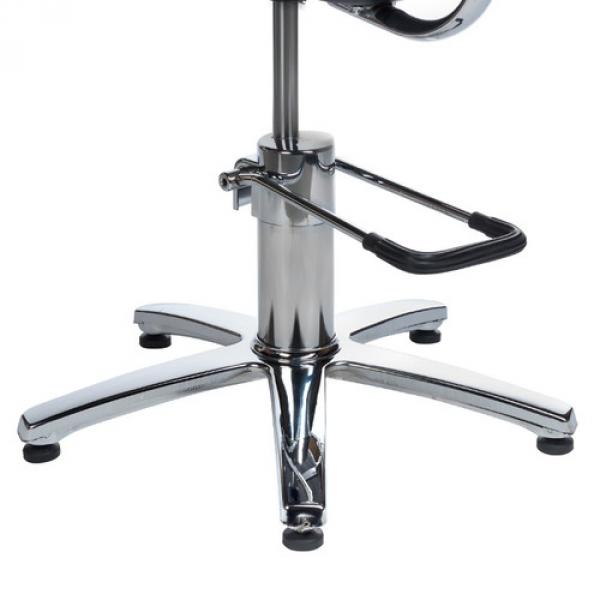 Fotel Fryzjerski Dario Czarny BH-6113 #3