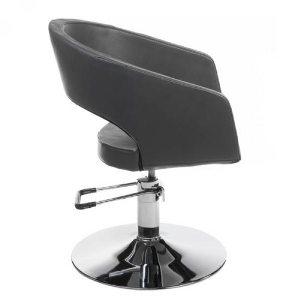 Fotel Fryzjerski Paolo BH-8821 Szary #3