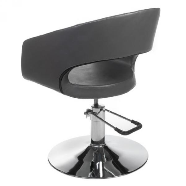 Fotel Fryzjerski Paolo BH-8821 Szary #4