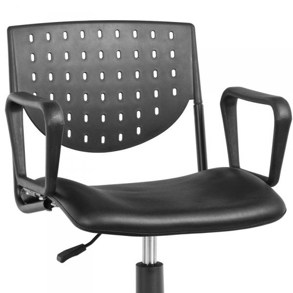 Gabbiano Fotel Fryzjerski A294 Czarny #3