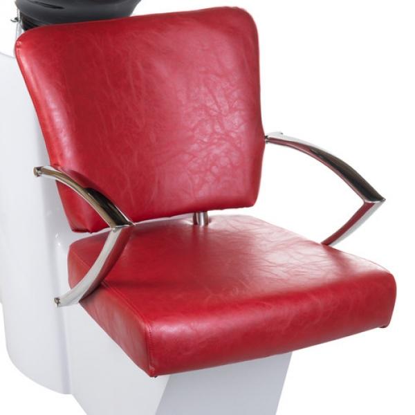 Myjnia Fryzjerska LIVIO Czerwona BH-8012 #5