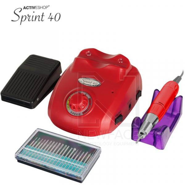 Frezarka Sprint 40 Czerwona #1