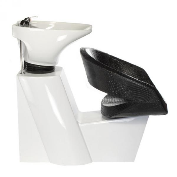 Myjnia Fryzjerska Paolo BH-8031 Czarna Lux #2