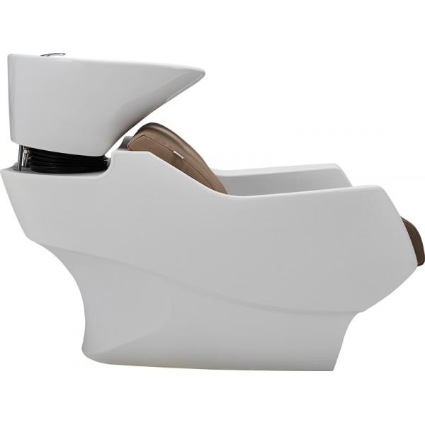 Myjnia Fryzjerska Technology Misa Biała, Z Masażem Wibracyjnym #3