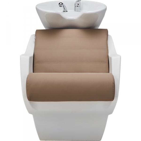 Myjnia Fryzjerska Technology Misa Biała, Z Masażem Wibracyjnym #4