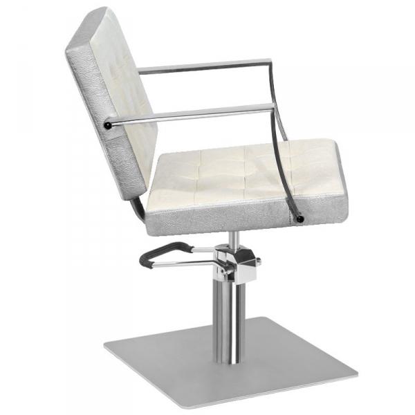 Gabbiano Fotel Fryzjerski Marbella Beżowo- Szary #3
