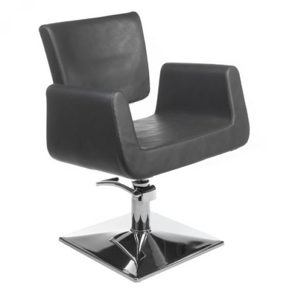 Fotel fryzjerski Vito BH-8802 szary #1