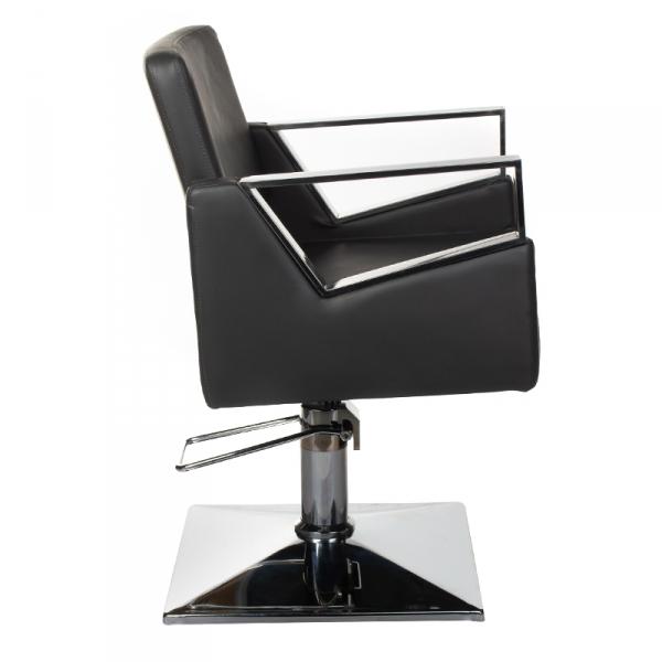 Fotel fryzjerski Arturo BR-3936A czarny #2