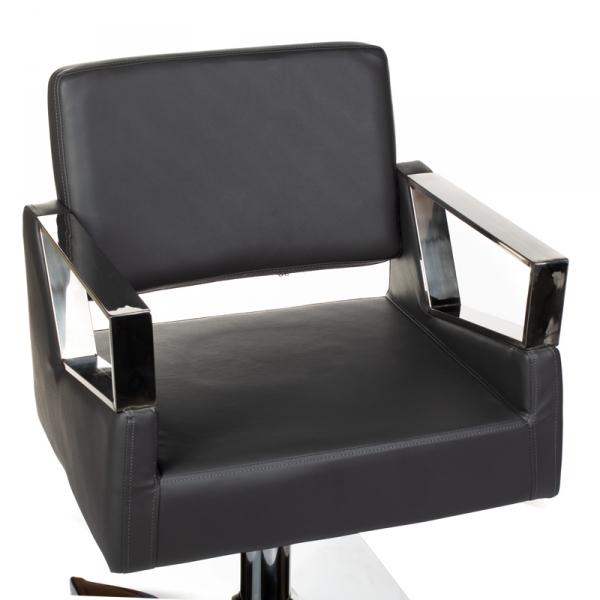 Fotel fryzjerski Arturo BR-3936A czarny #3