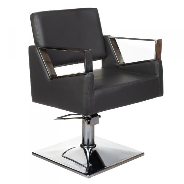 Fotel fryzjerski Arturo BR-3936A szary #1