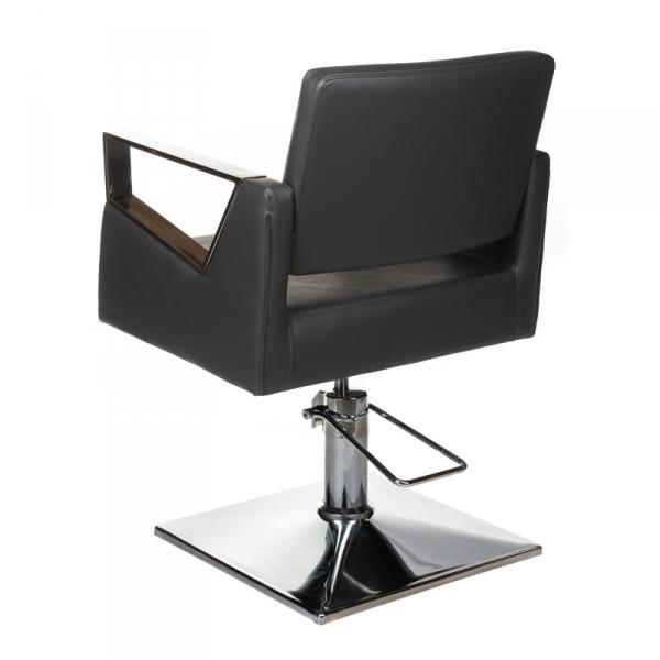 Fotel fryzjerski Arturo BR-3936A szary #2