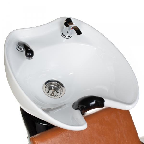 Myjnia Fryzjerska MILO BH-8025 Brązowa #4