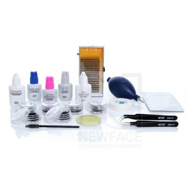 Syis - Zestaw Rzęsy 4 + Kufer Kosmetyczny #2