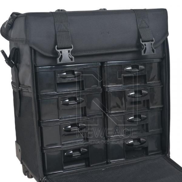 Kufer Look Materiałowy 019 Czarny #5