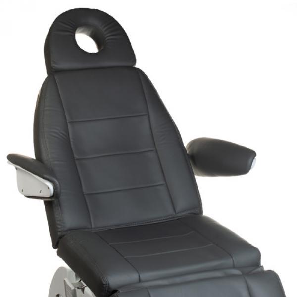 Elektryczny fotel kosmetyczny Bologna BG-228 szary #1
