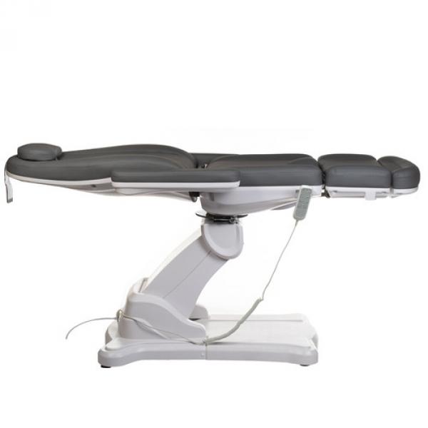 Elektryczny fotel kosmetyczny Mazaro BR-6672 Szary #4