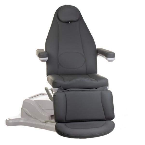 Elektryczny fotel kosmetyczny Mazaro BR-6672B Szar #1