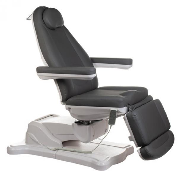 Elektryczny fotel kosmetyczny Mazaro BR-6672B Szar #2
