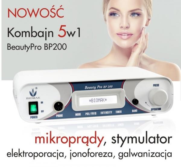 Beauty Pro BP200 - kombajn 5w1 #1