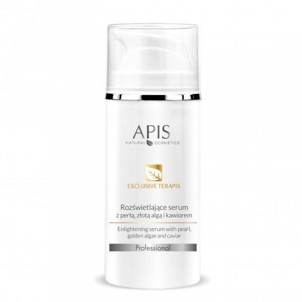 APIS Exclusive Terapis Rozświetlający Serum Pod Oczy 50ml #1