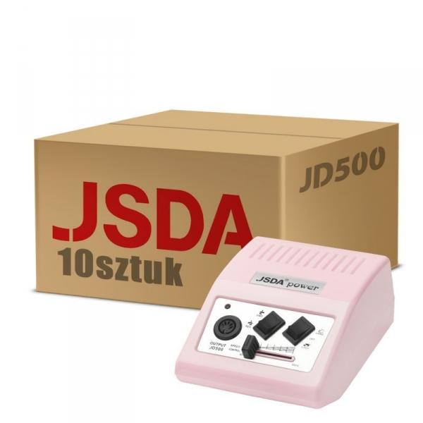 Jsda Frezarka Jd500 Pink 10 Szt. #1