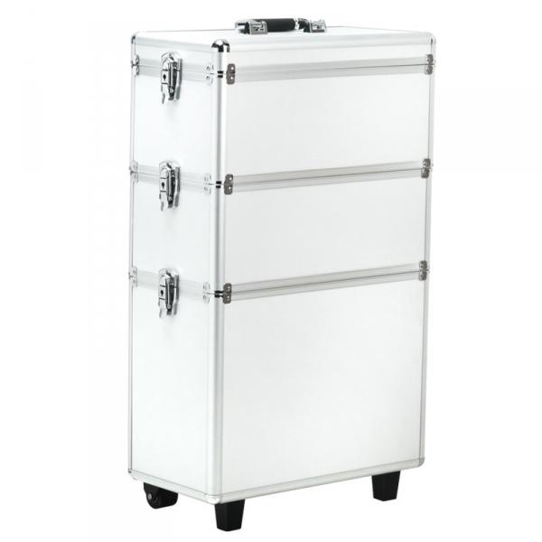 Kufer Kosmetyczny S-013b Silver #1