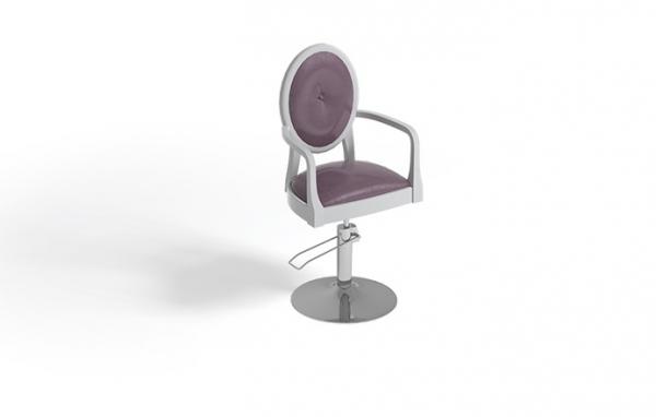 Fotel Ludwik V na talerzu #1