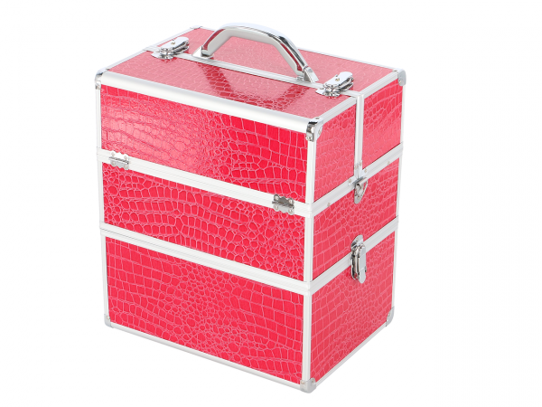 Kufer Kosmetyczny NS06+ A Pink Strip - Paski #1