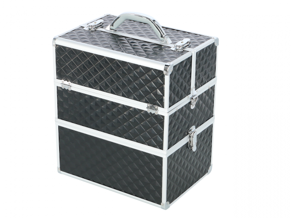 Kufer Kosmetyczny NS06A+ Black Diamond 3D #2