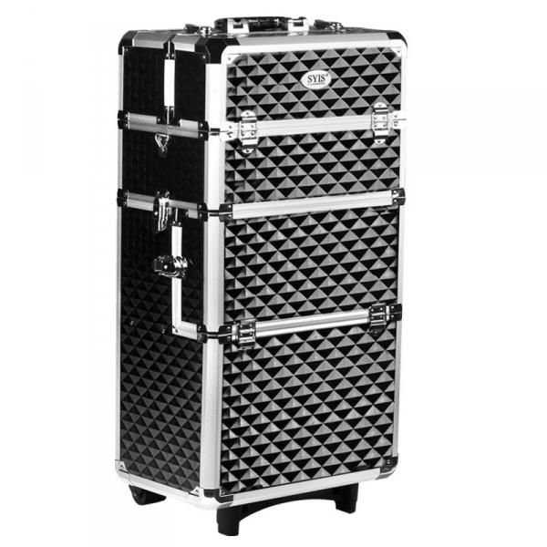 Kufer Na Makijaż Sa102 Black #1