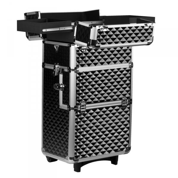 Kufer Na Makijaż Sa102 Black #3