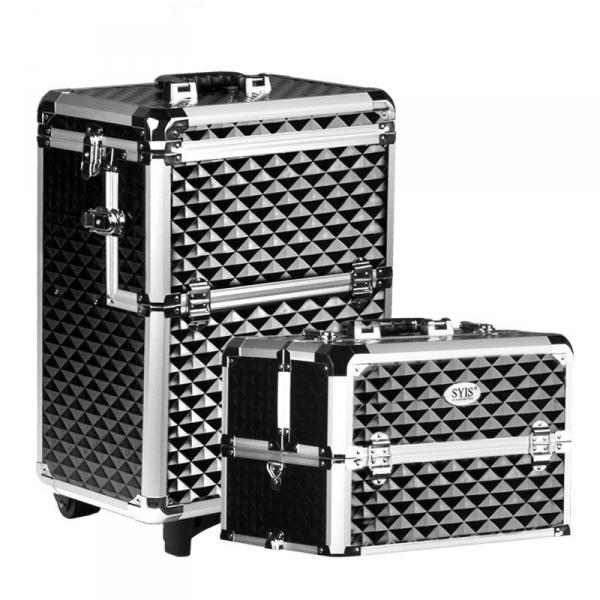 Kufer Na Makijaż Sa102 Black #7