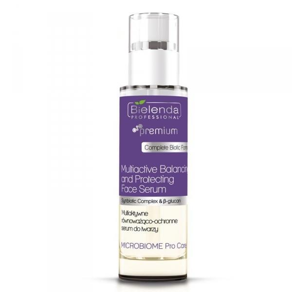 Bielenda microbiome pro care multiaktywne serum równoważąco‑ochronne do twarzy 30ml #1
