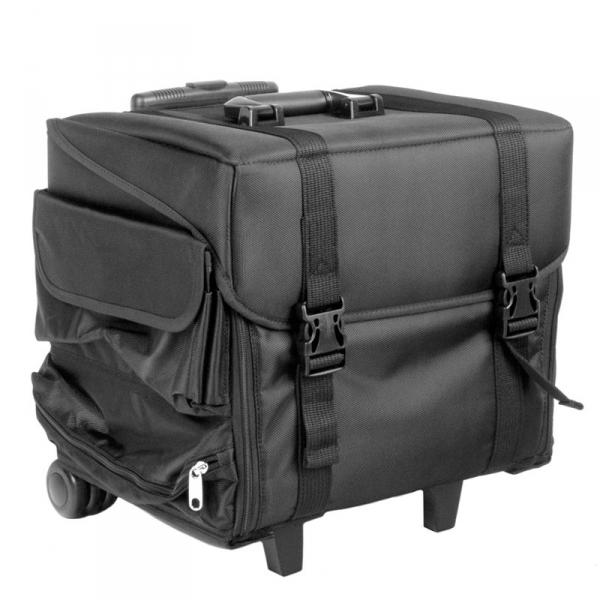 Kuferek materiałowy look 506bt czarny #1