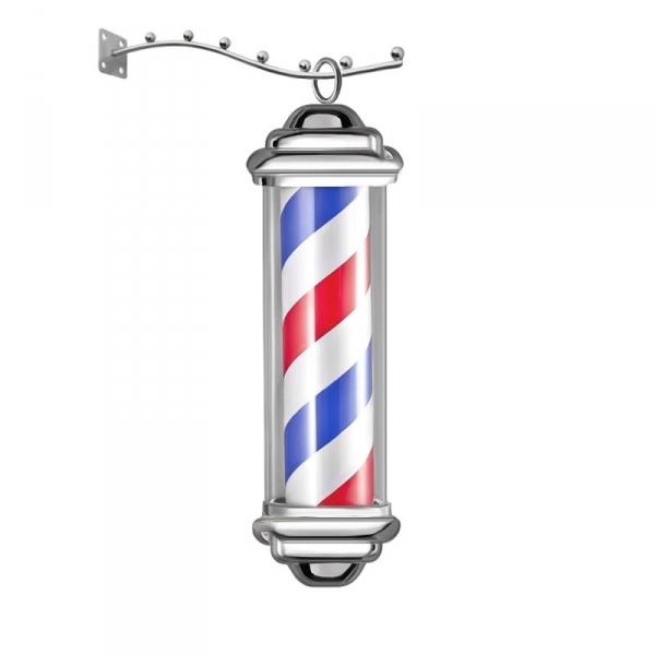 Plafon podświetlany barber shop bb08 mały #1