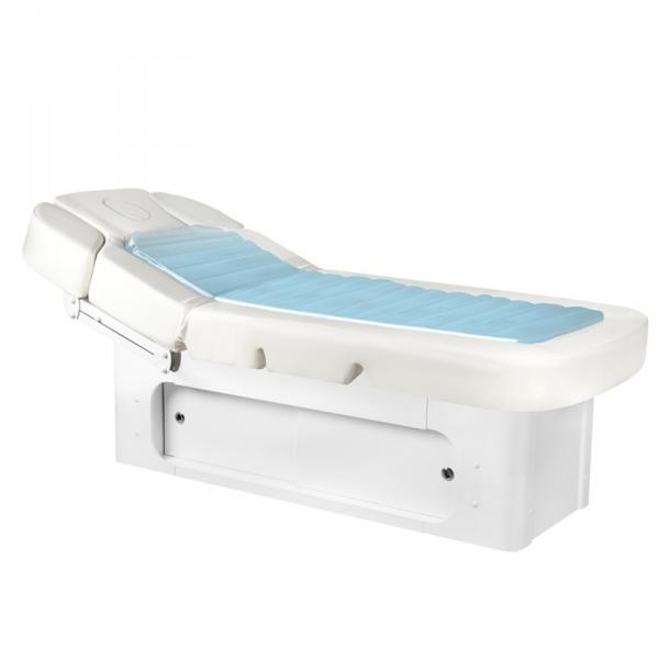 Spa leżanka kosmetyczna wodna azzurro 361a-1 wodny materac podgrzewana biała #1
