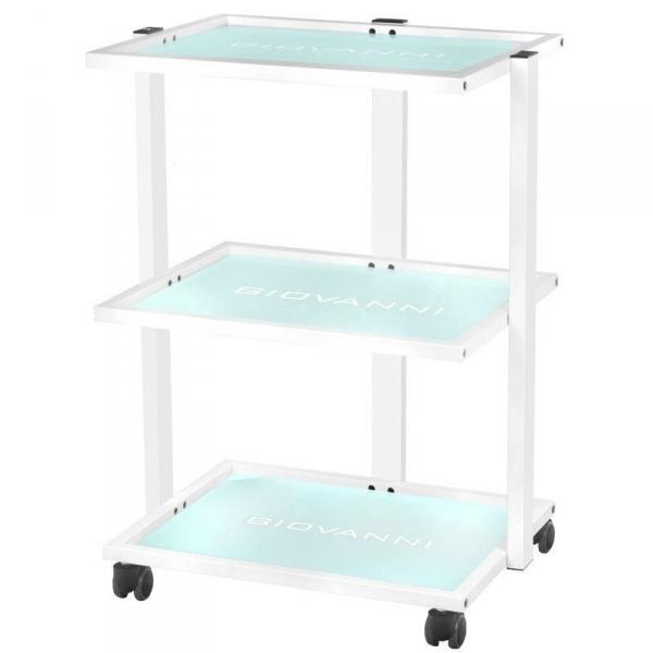 Fotel Kosmetyczny 202 Basic + Stolik Kosmetyczny 1040 + Lampa Lupa Led S5 #3