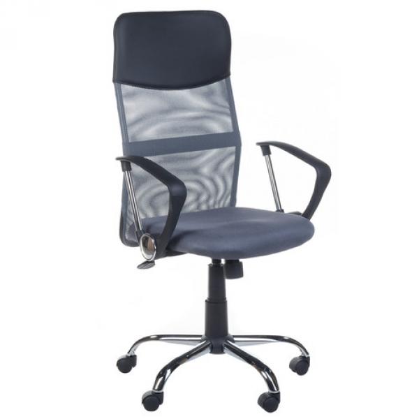 Fotel biurowy CorpoComfort BX-7773 Ciemny Szary #1