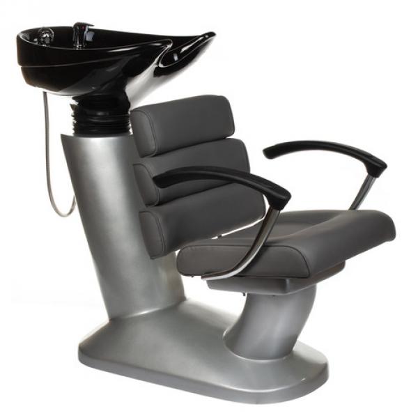 Myjnia fryzjerska FIORE szara BR-3530B #1