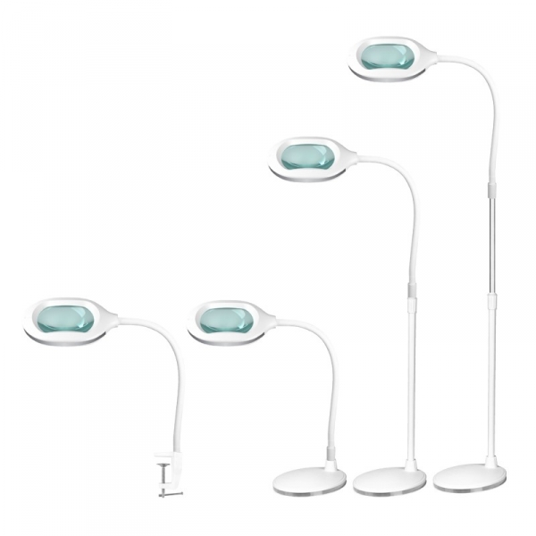 Lampa Lupa Elegante 6029 60 Led Smd 5d Uniwersalna #1