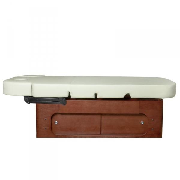 Spa leżanka kosmetyczna azzurro wood 361a 4 siln. Podgrzewana #2
