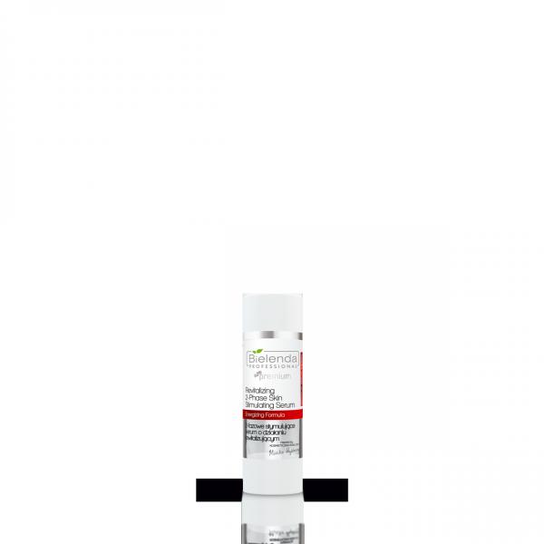 2-fazowe stymulujące serum o działaniu anti-aging #1