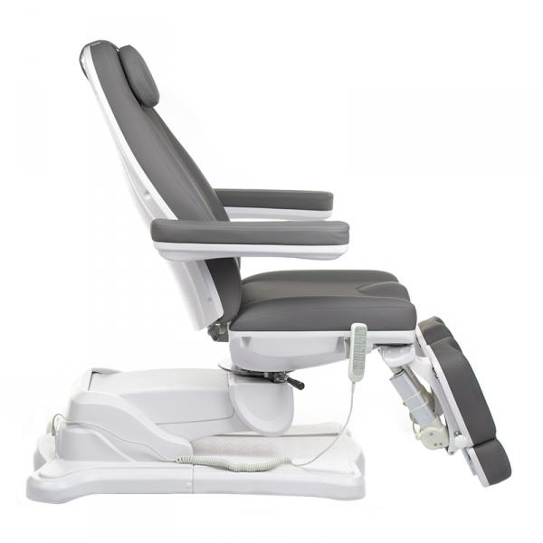 Elektryczny fotel kosmetyczny Mazaro BR-6672A Szar #7
