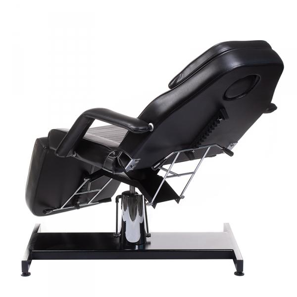 Fotel Kosmetyczny Hydrauliczny BW-210 Czarny #5