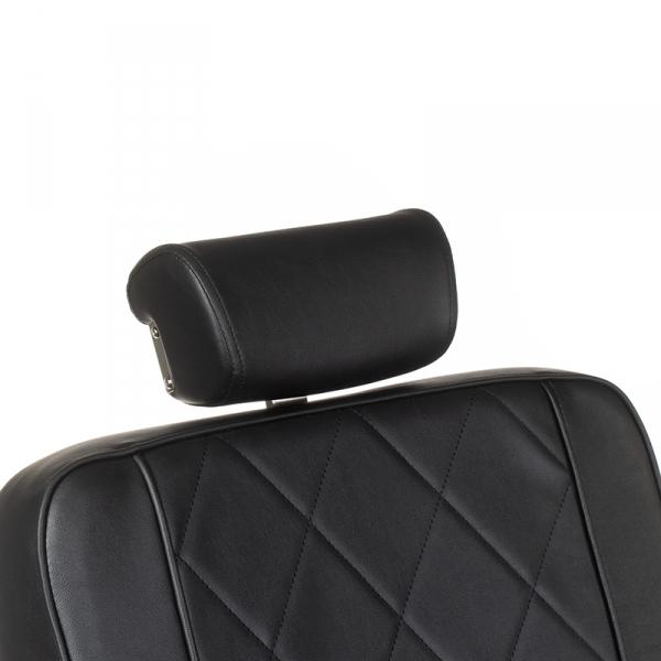 Fotel barberski ODYS BH-31825M Czarny #3